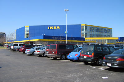 Jacks arse chi town for Ikea chicago heures